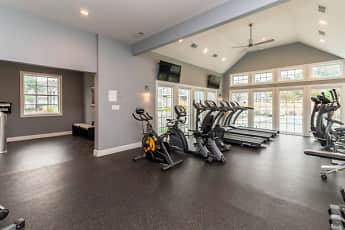 Fitness Weight Room, Summit at Mill Ridge, 2
