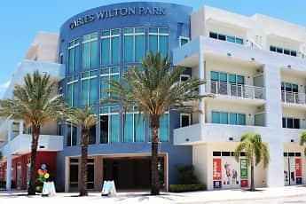 Building, Gables Wilton Park, 0