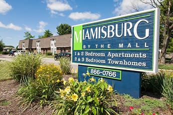 Community Signage, Miamisburg By The Mall, 0
