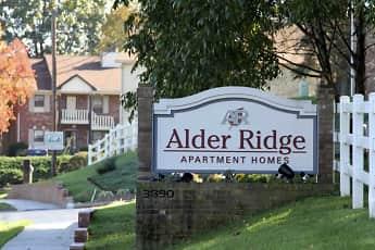 Building, Alder Ridge Apartments, 0