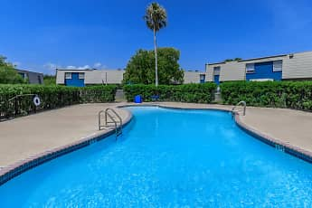 Pool, Sun Valley Apartments, 0