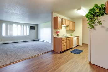 Dining Room, Prairie Point Apartments, 0