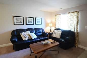 Living Room, Terraces at Northridge, 0