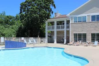 Pool, The Madison Apartments, 1