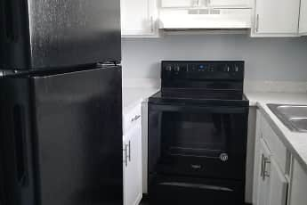 Kitchen, Villas At Cedar Creek, 2