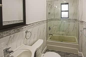 Bathroom, North Terrace Apartments, 2
