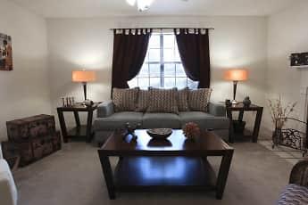 Living Room, Spring Lake Point, 1