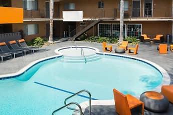 Pool, AVA Burbank, 0
