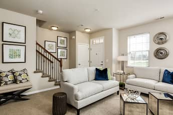 Living Room, Parkways of Auburn Hills, 0
