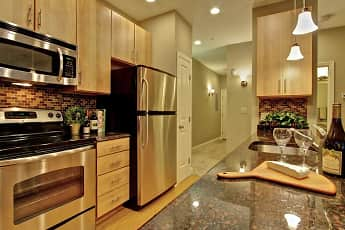 Kitchen, Madison Place, 0