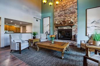 Living Room, Creston Point, 0