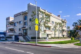 Building, Lido Apartments at 3339, 3423, 3462, 3500, 3630 Mentone Avenue, 0
