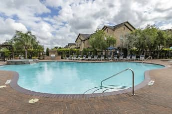 Pool, The Villas at Shadow Creek Apartments, 1
