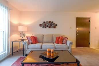 Living Room, Greenmar Apartments, 0