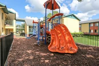 Playground, Boca Club Apartments, 1