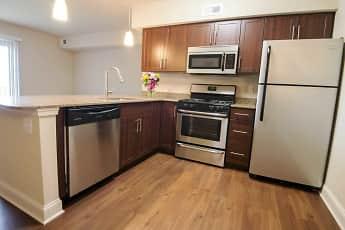 Kitchen, Glen Riddle Station, 1