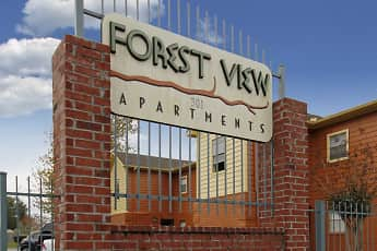 Community Signage, Forest View Apartments/Baytown, 2