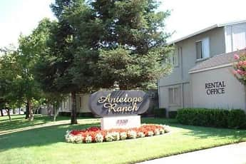 Community Signage, Antelope Ranch Apartments, 0