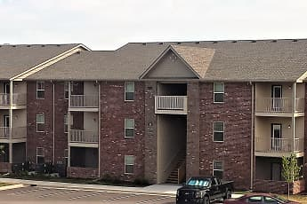 Building, Shelby Oaks Apartments, 1