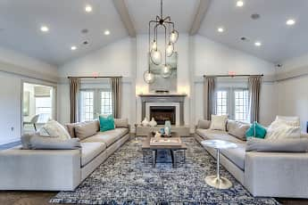 Living Room, Evergreen at the Bluffs, 1