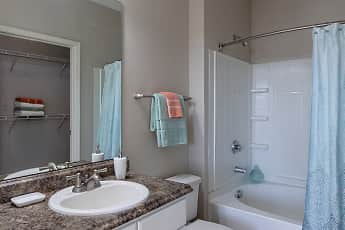 Bathroom, Colonial Grand at Godley Station, 2