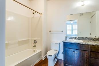 Bathroom, Museum Lofts, 2