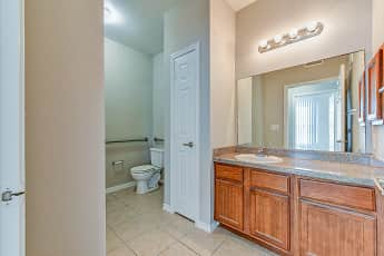 Bathroom, The Life at Brighton Estates, 2