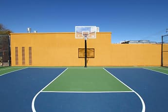 Basketball Court, Fox Point, 1