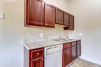 Kitchen, Wildwood Apartments, 0