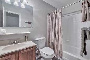 Bathroom, Woods of Williamsburg, 2