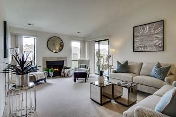 Living Room, Manors At Knollwood, 0