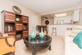 Living Room, Maple Hill Village, 1