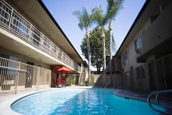 Pool, Ramona Palm Apartment Homes, 1