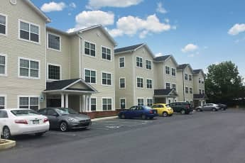 Building, Shippensburg Commons Apartments, 1