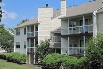 Building, Riverview Apartments, 0