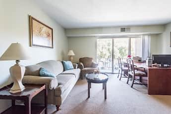Living Room, Fox Rest, 0