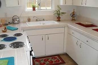 Kitchen, Riverglen Apartments, 0