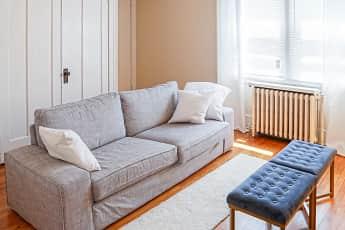 Living Room, Salutaris Court, 1