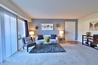 Kitchen, Parke Laurel Apartment Homes, 1