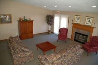 Living Room, Brownsburg Crossing, 1
