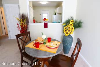 Dining Room, Belmont Crossing, 0