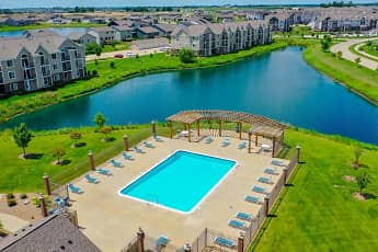 Pool, Fieldstream Apartment Homes, 0