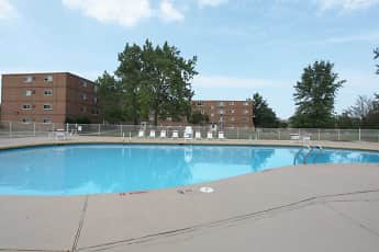 Pool, Dorchester Village, 1