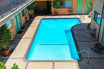 Pool, Mar Vista Apartments, 0
