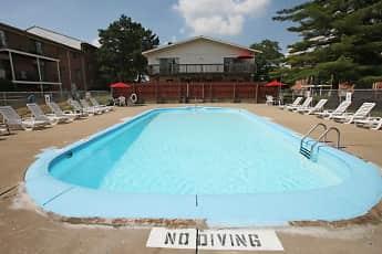 Pool, Crown Ridge, 0