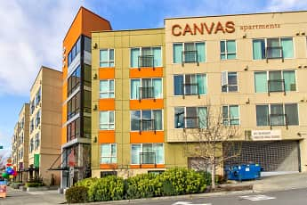 Building, Canvas Apartments, 0