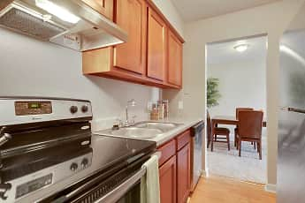 Kitchen, Avalon Apartments, 0