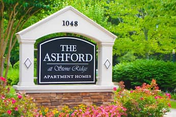 Community Signage, Ashford at Stone Ridge, 0