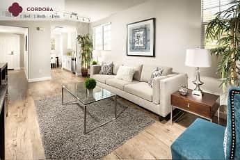 Living Room, Mission Hills, 0