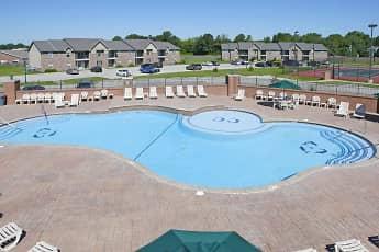 Pool, Cobblestone Crossings, 0